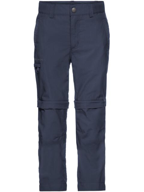 VAUDE Detective II - Pantalon Enfant - bleu